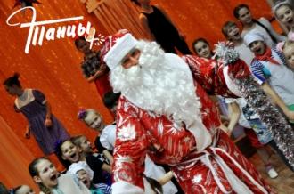 Жаркие новогодние ёлки 2015-2016